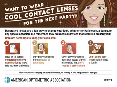 halloween eye safety